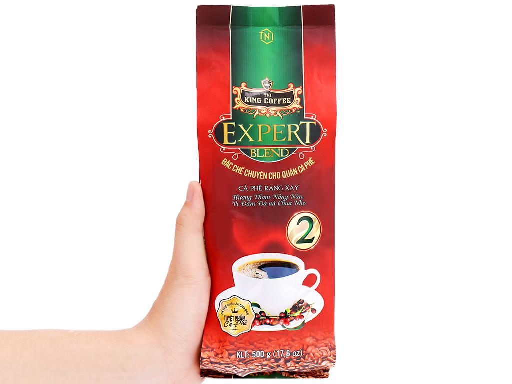 Cà phê TNI King Coffee Expert Blend 2 500g 9