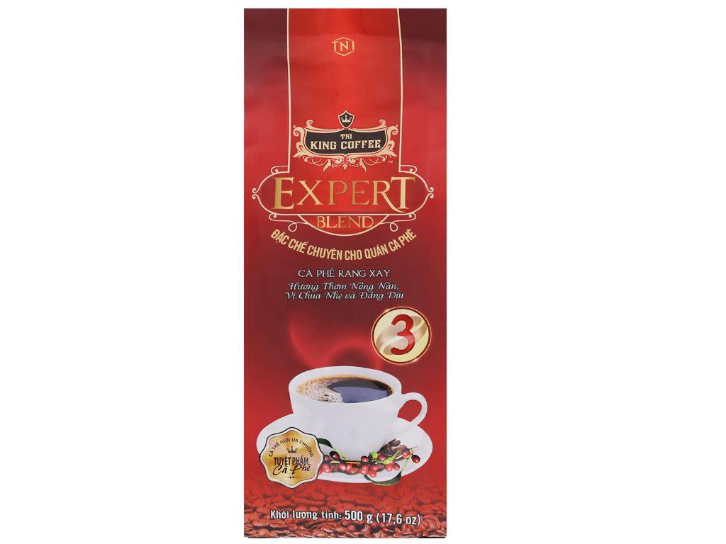 Cà phê TNI King Coffee Expert Blend 3 500g 5