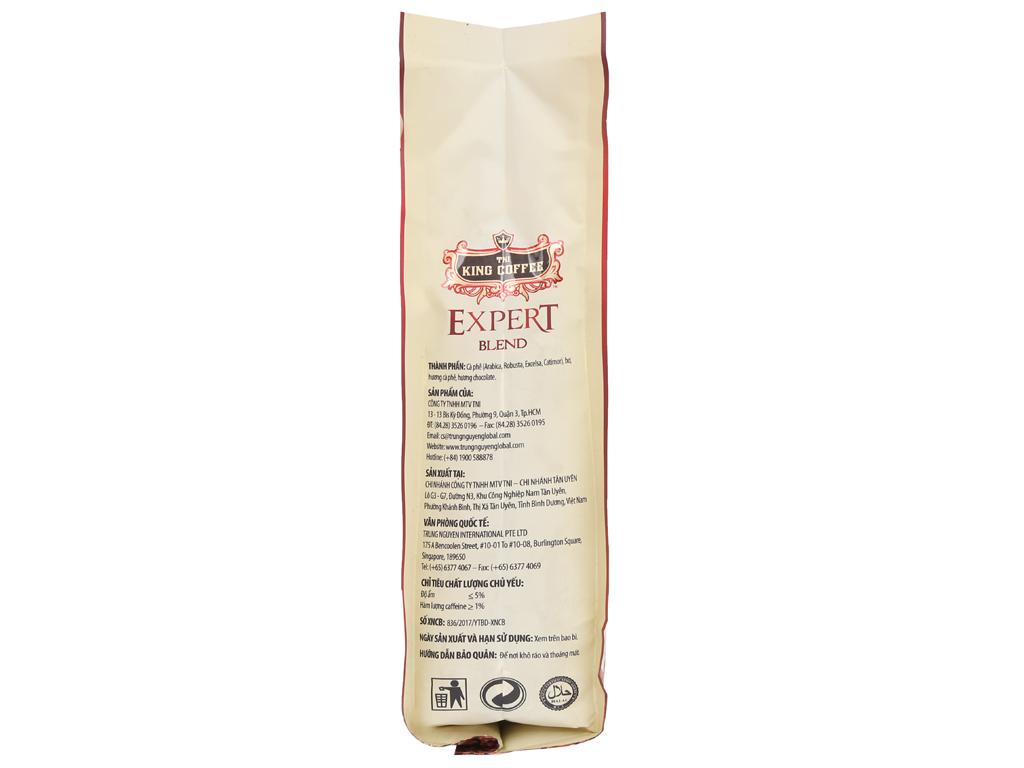 Cà phê TNI King Coffee Expert Blend 3 500g 6