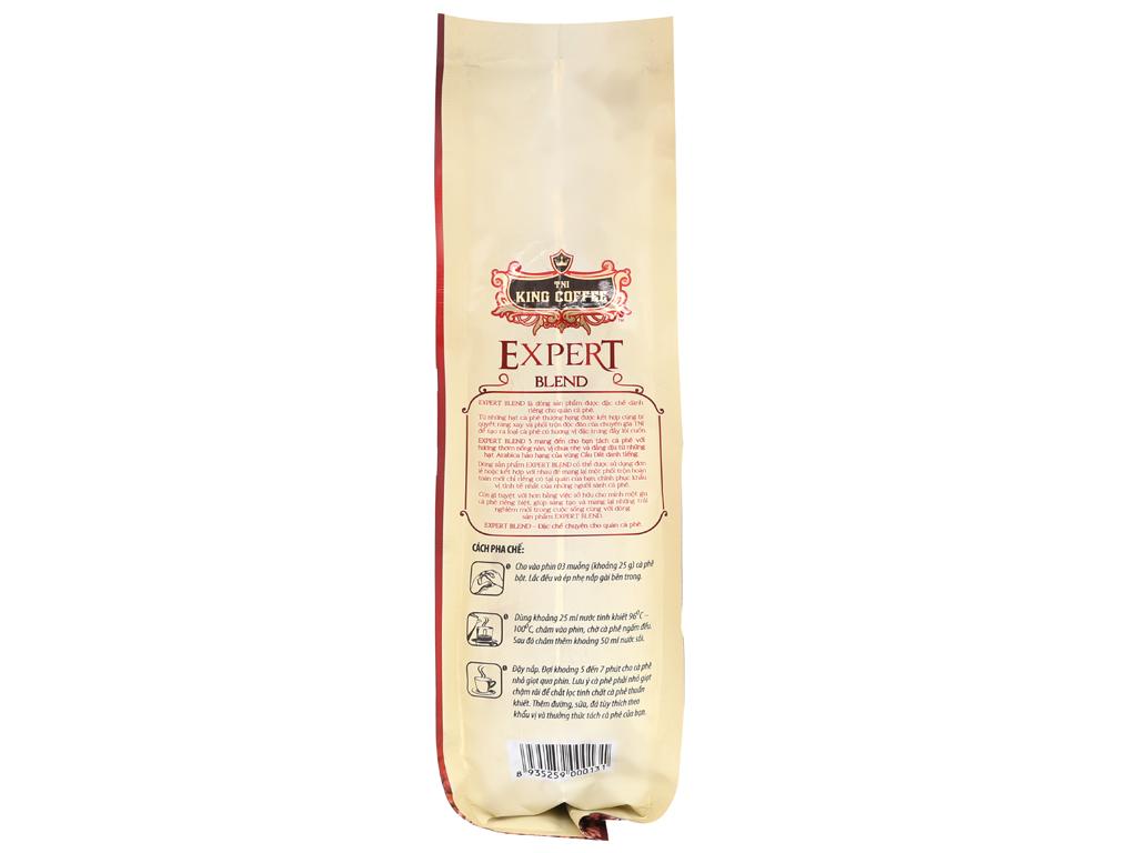 Cà phê TNI King Coffee Expert Blend 3 500g 7