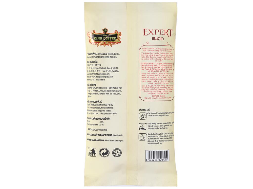 Cà phê TNI King Coffee Expert Blend 2 100g 6