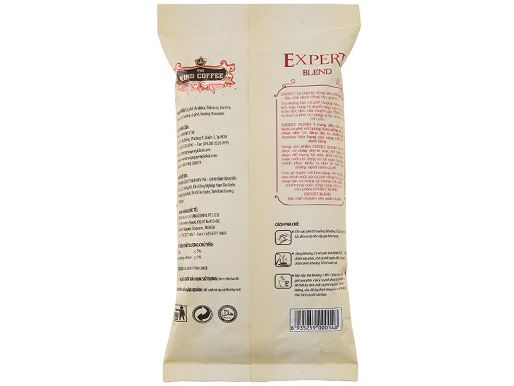 Cà phê TNI King Coffee Expert Blend 3 gói 100g 2