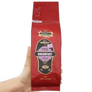 Cà phê nguyên hạt King Coffee Breakfast gói 340g