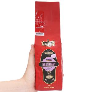 Cà phê nguyên hạt TNI King Coffee Breakfast 340g