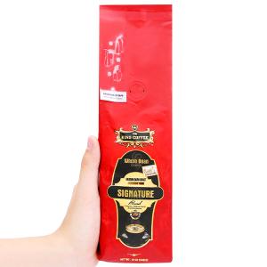 Cà phê nguyên hạt TNI King Coffee Signature Blend 340g