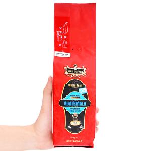 Cà phê nguyên hạt TNI King Coffee Arabica Guatemala 340g