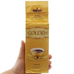 Cà phê King Coffee Golden hộp 450g