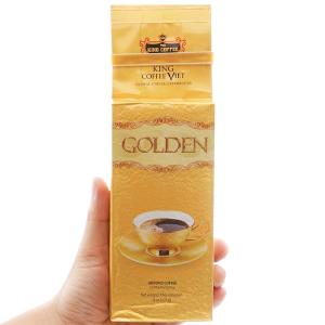 Cà phê TNI King Coffee Golden hộp 450g