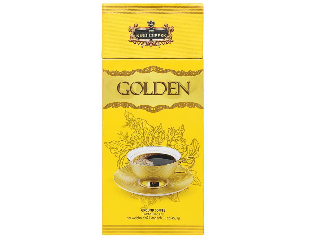 Cà phê TNI King Coffee Golden 450g 7
