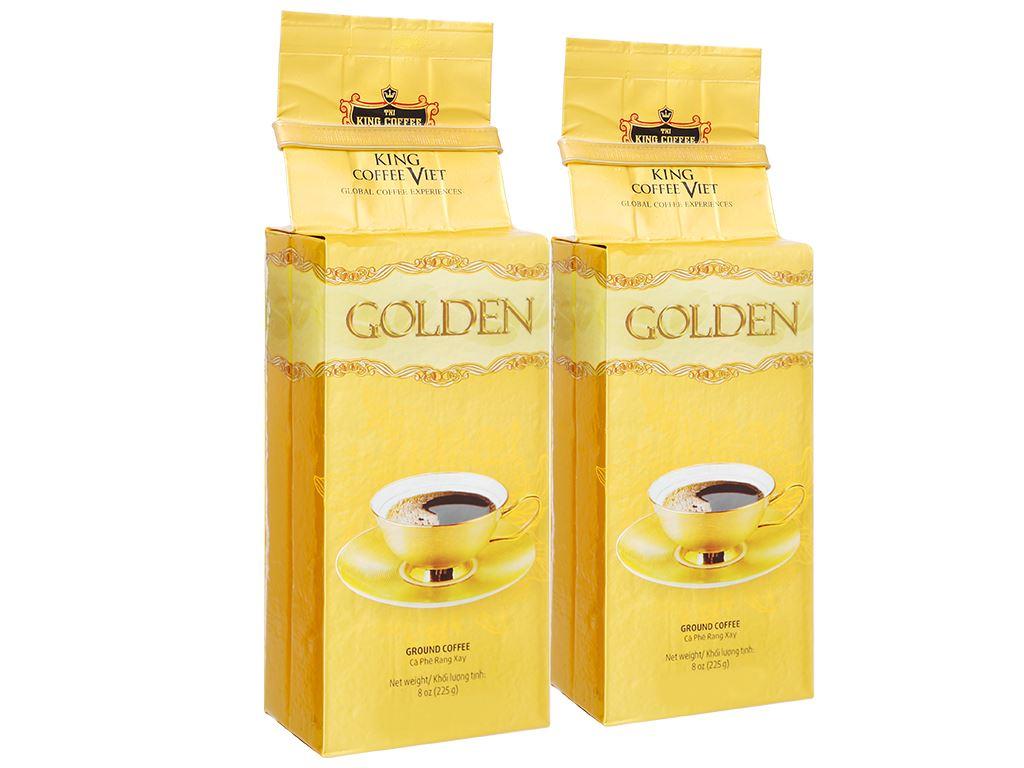 Cà phê TNI King Coffee Golden 450g 11