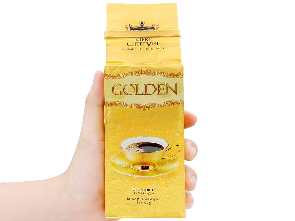 Cà phê TNI King Coffee Golden 450g 15