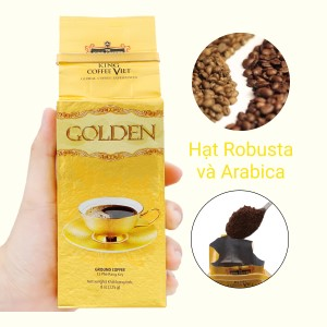 Cà phê TNI King Coffee Golden 450g