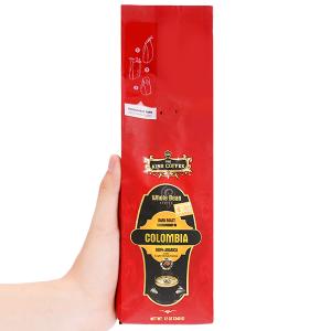 Cà phê nguyên hạt TNI King Coffee Arabica Colombia 340g