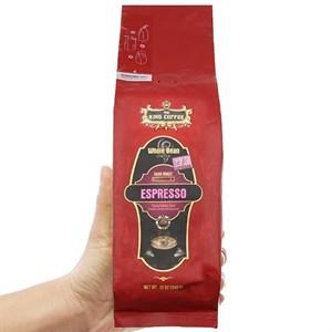 Cà phê nguyên hạt TNI King Coffee Espresso gói 340g