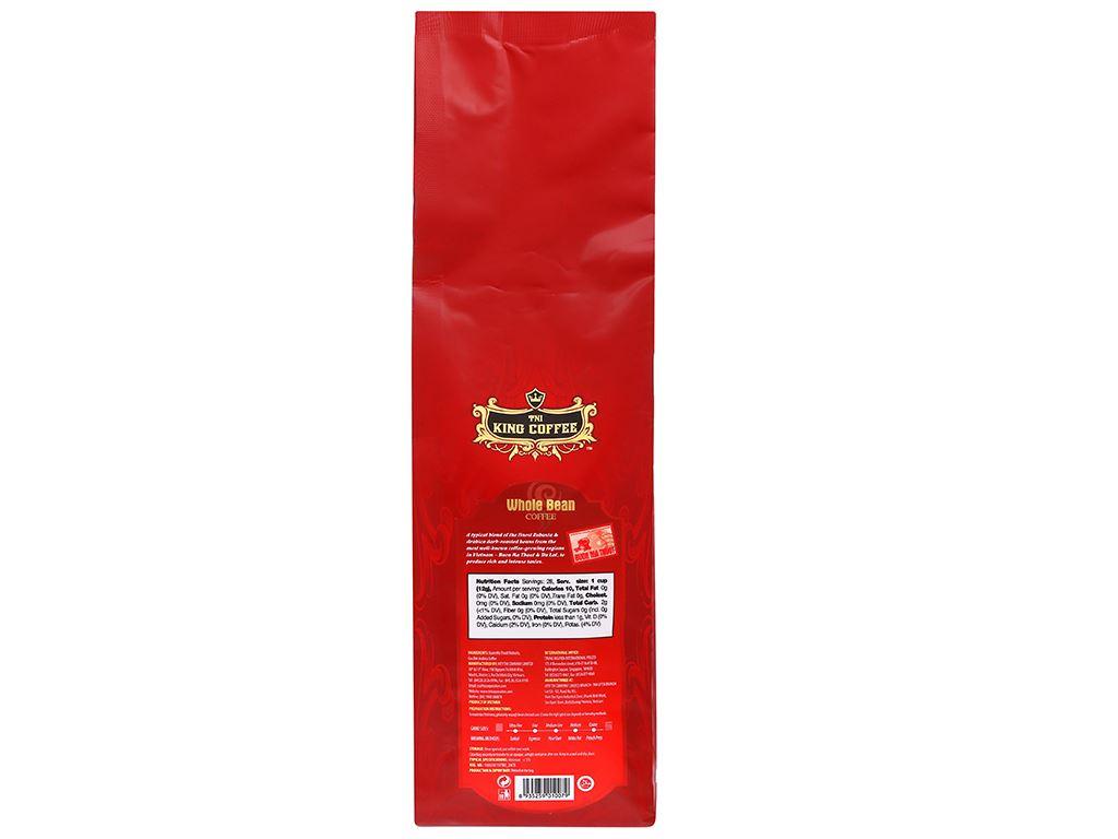 Cà phê nguyên hạt TNI King Coffee Buôn Ma Thuột 340g 2