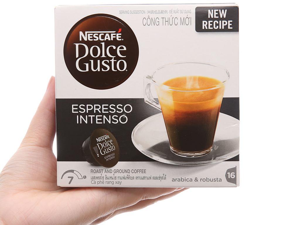 Cà phê viên nén NesCafé Dolce Gusto Espresso Intenso 270.4g 2