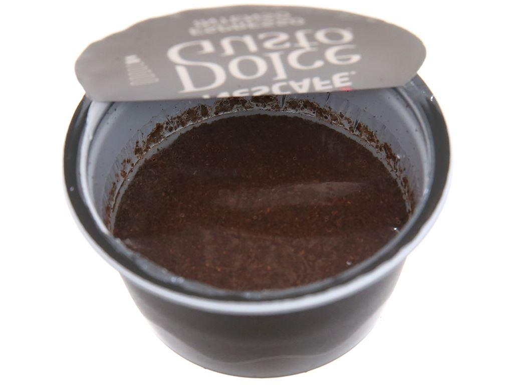 Cà phê viên nén NesCafé Dolce Gusto Espresso Intenso 270.4g 5