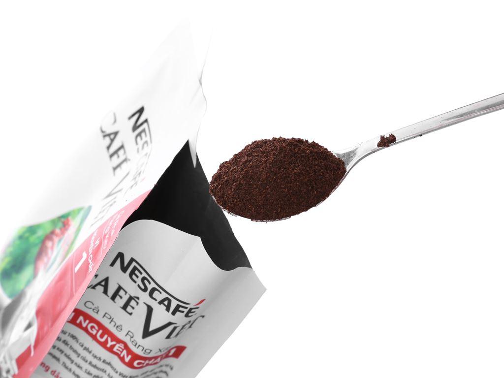 Cà phê nguyên hạt NesCafé Café Việt vị nguyên chất 1 250g 18