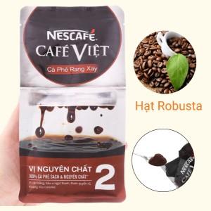 Cà phê NesCafé Café Việt vị nguyên chất 2 250g