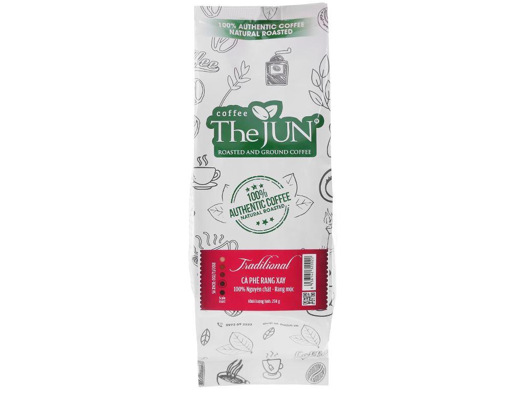 Cà phê The JUN Traditional 234g 1