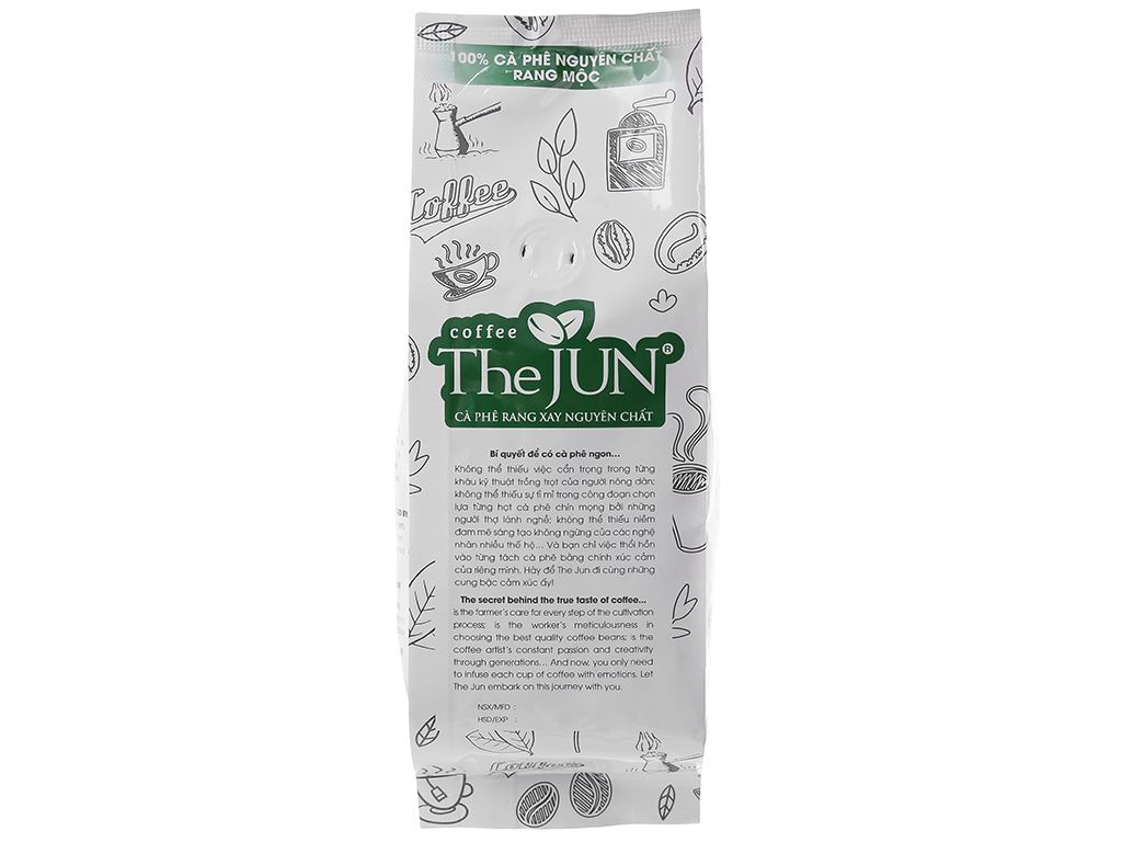Cà phê The JUN Traditional 234g 2