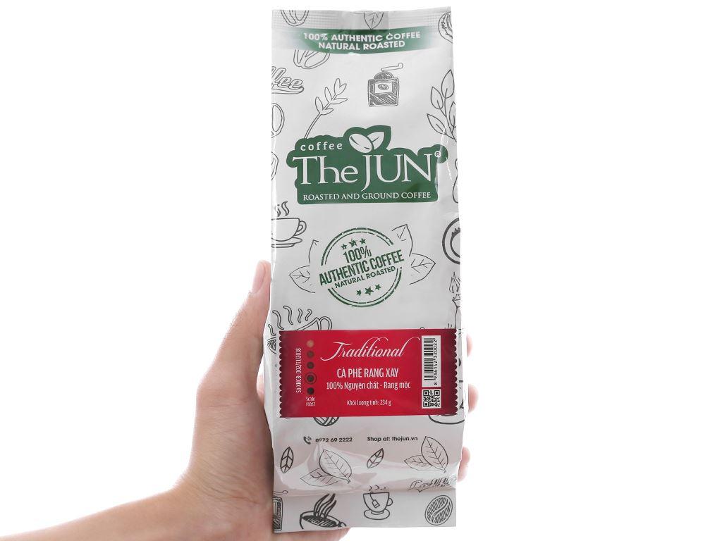 Cà phê The JUN Traditional 234g 6
