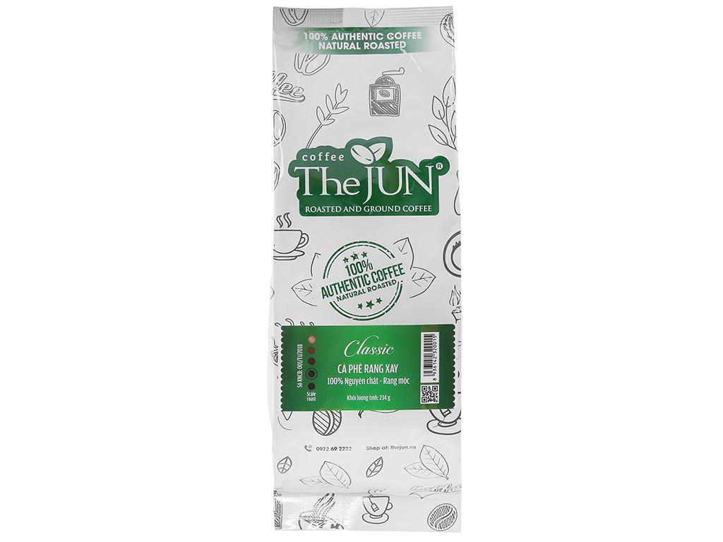 Cà phê The JUN Classic 234g 1