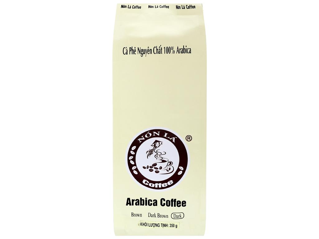 Cà phê Nón Lá Arabica Dark 350g 5
