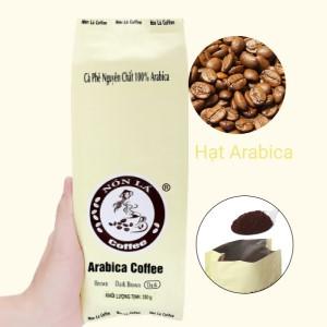 Cà phê Nón Lá Arabica Dark 350g