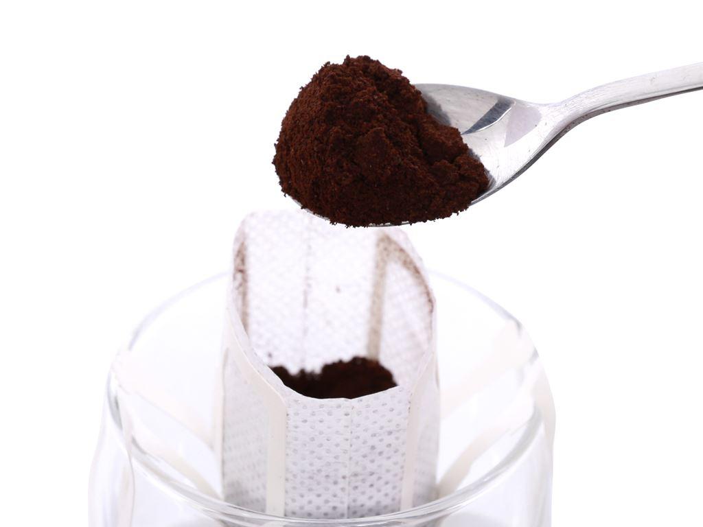 Cà phê phin giấy Nón Lá 180g 10