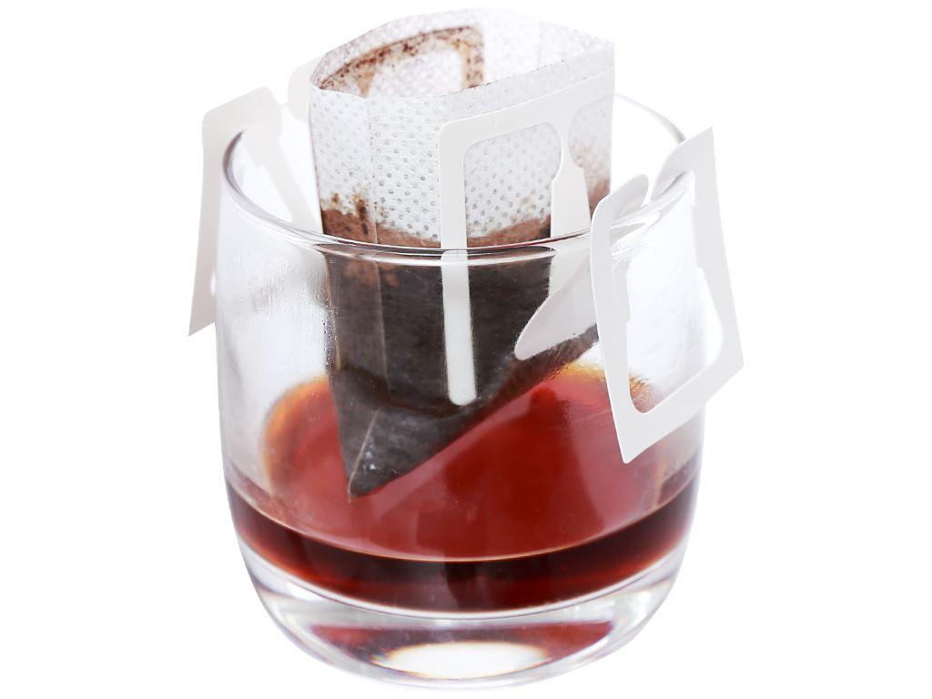 Cà phê phin giấy Nón Lá 180g 11