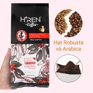 "Cà phê H""ren Arabica Robusta 500g"