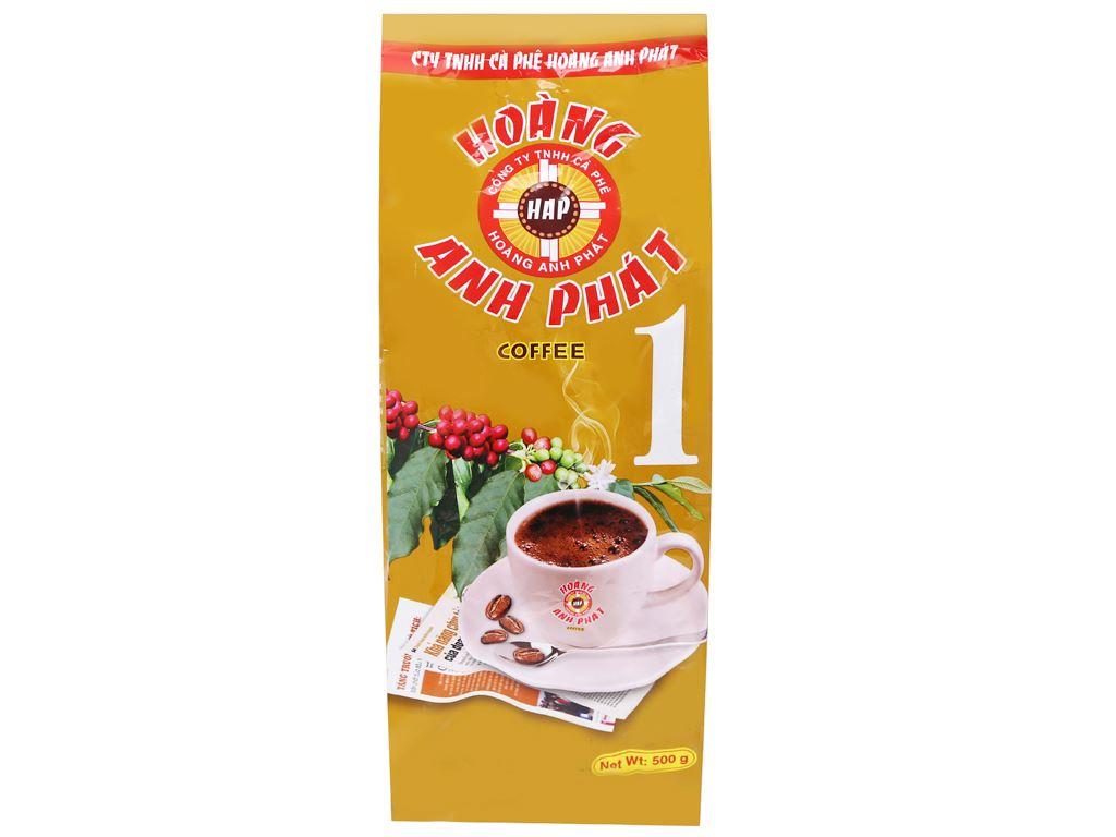 """Cà phê H""""ren Hoàng Anh Phát số 1 500g 1"""