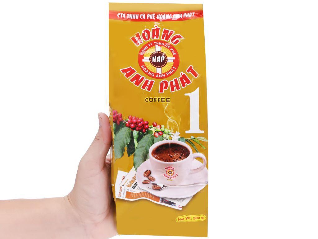 """Cà phê H""""ren Hoàng Anh Phát số 1 500g 6"""