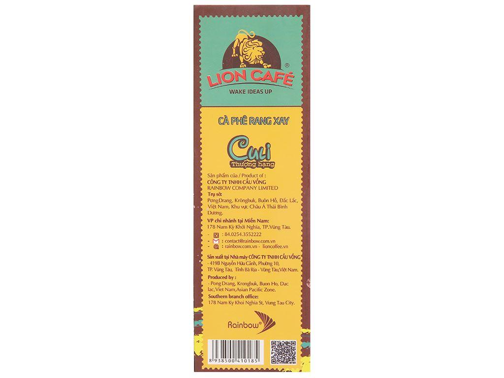 Cà phê Lion Culi thượng hạng 250g 6