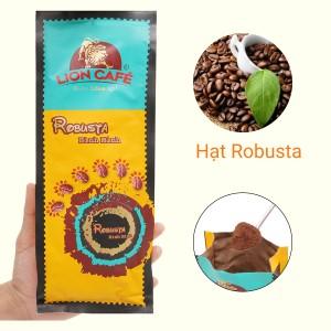 Cà phê Lion Robusta Bình Minh 500g