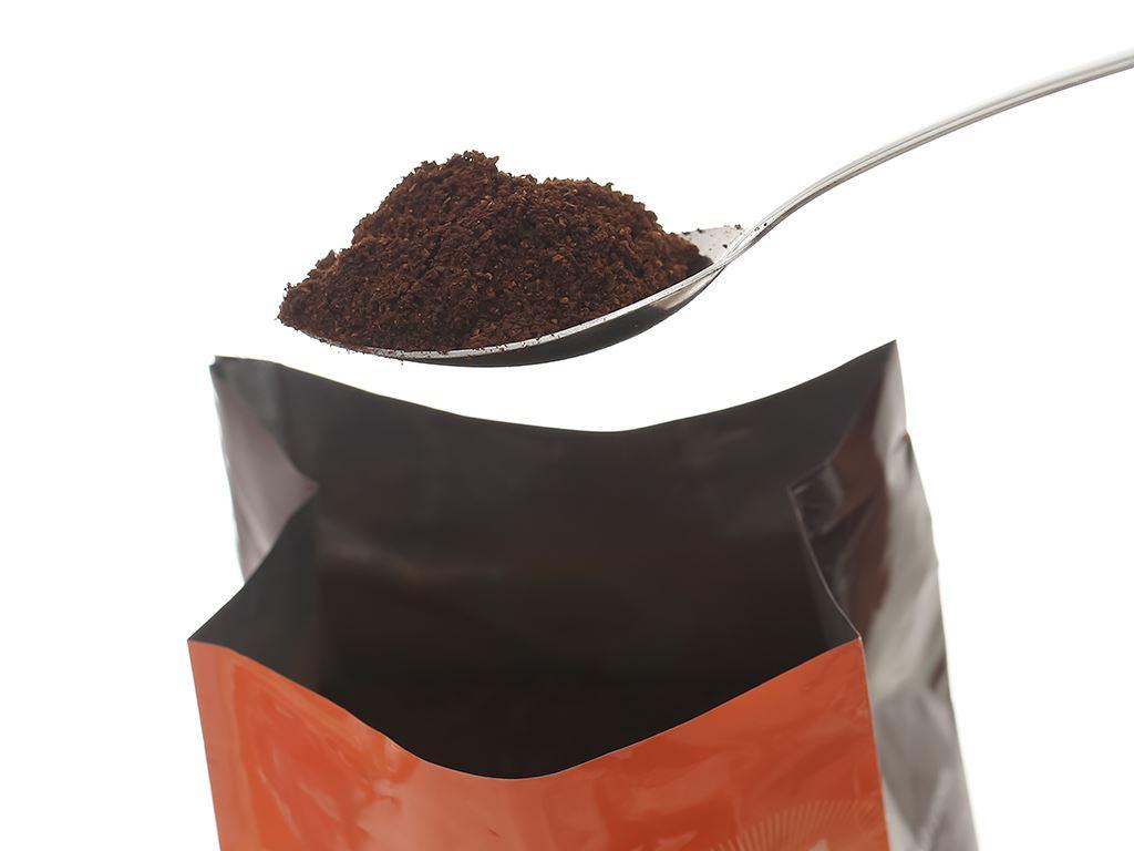 Cà phê rang xay Phương Vy Healthy Coffee gu nguyên chất 500g 7