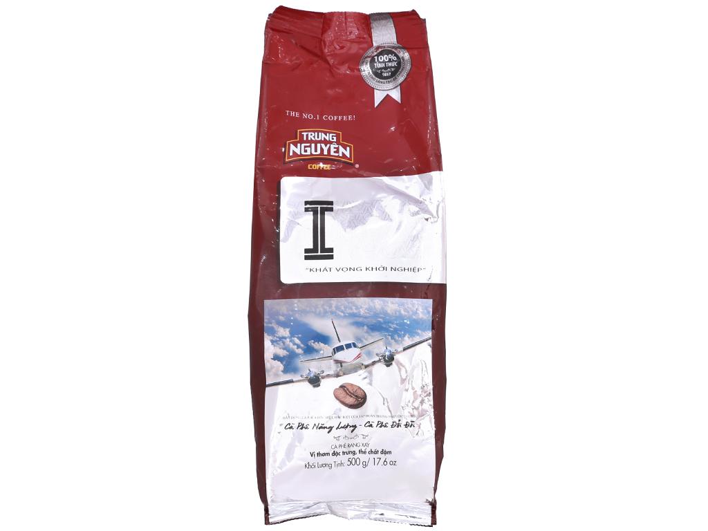 Cà phê Trung Nguyên Khát vọng 1 gói 500g 2
