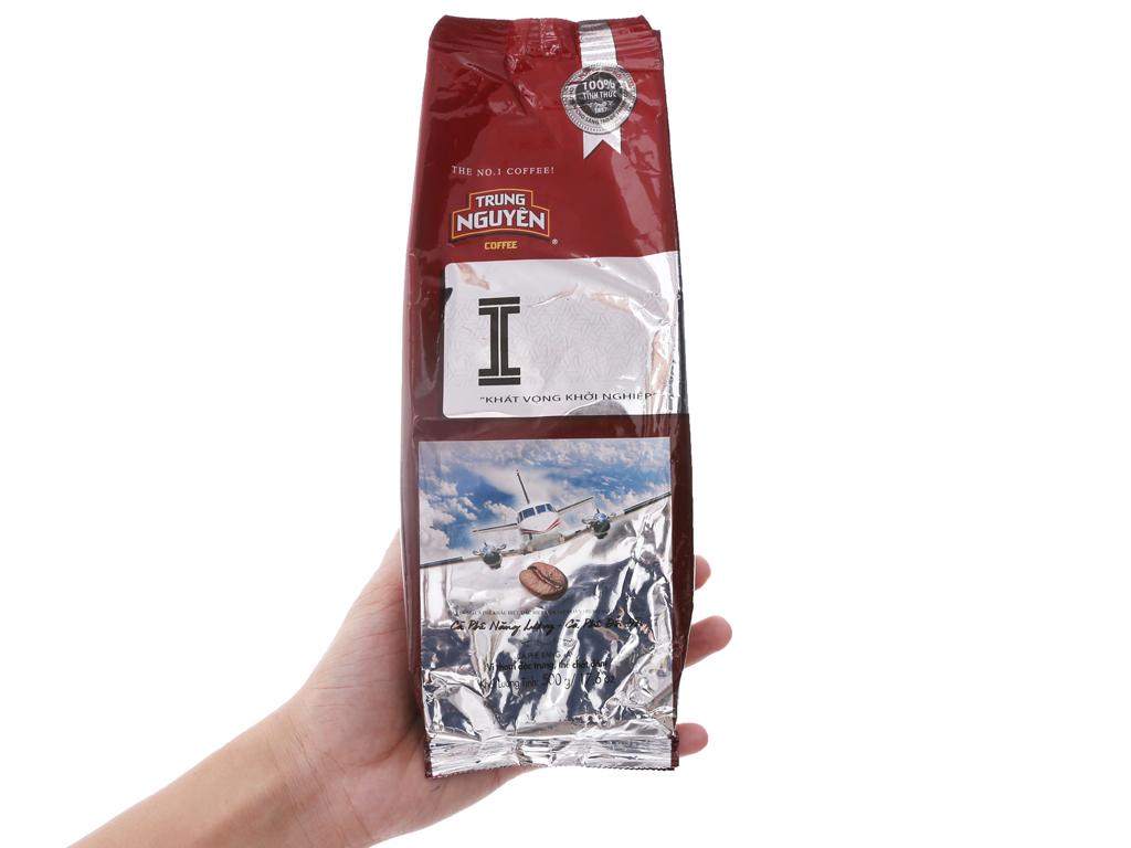 Cà phê Trung Nguyên Khát vọng 1 gói 500g 6