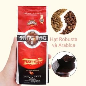 Cà phê Trung Nguyên sáng tạo 4 340g