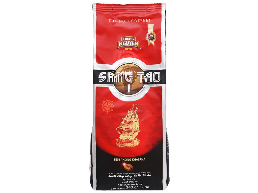 Cà phê Trung Nguyên sáng tạo 1 340g 5