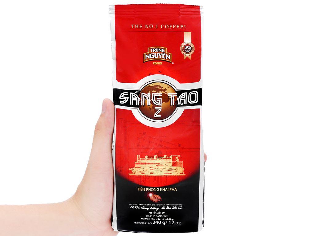 Cà phê Trung Nguyên sáng tạo 2 340g 19