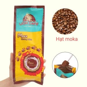 Cà phê Lion Moka hoàng hôn 500g