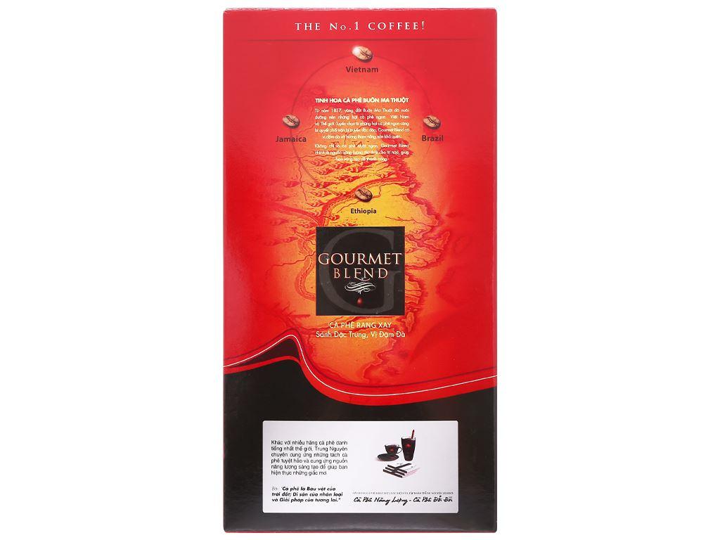 Cà phê Trung Nguyên Gourmet Blend 500g 8