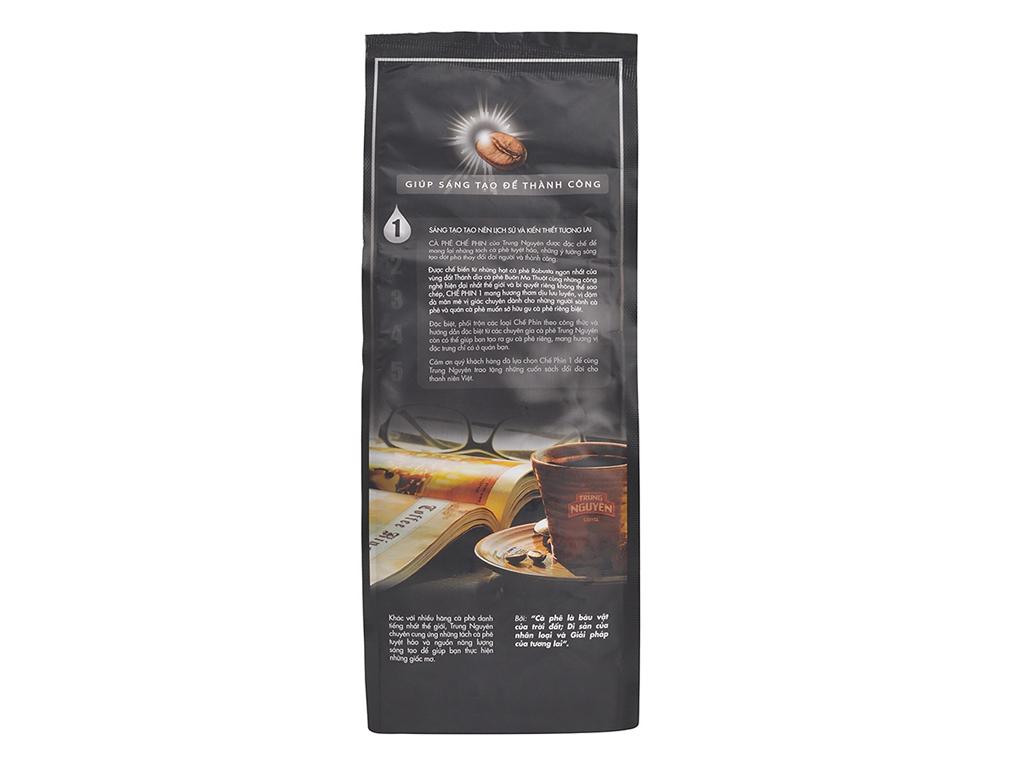 Cà phê Trung Nguyên chế phin 1 500g 3