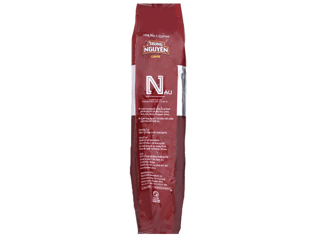 Cà phê Trung Nguyên Nâu gói 500g 8