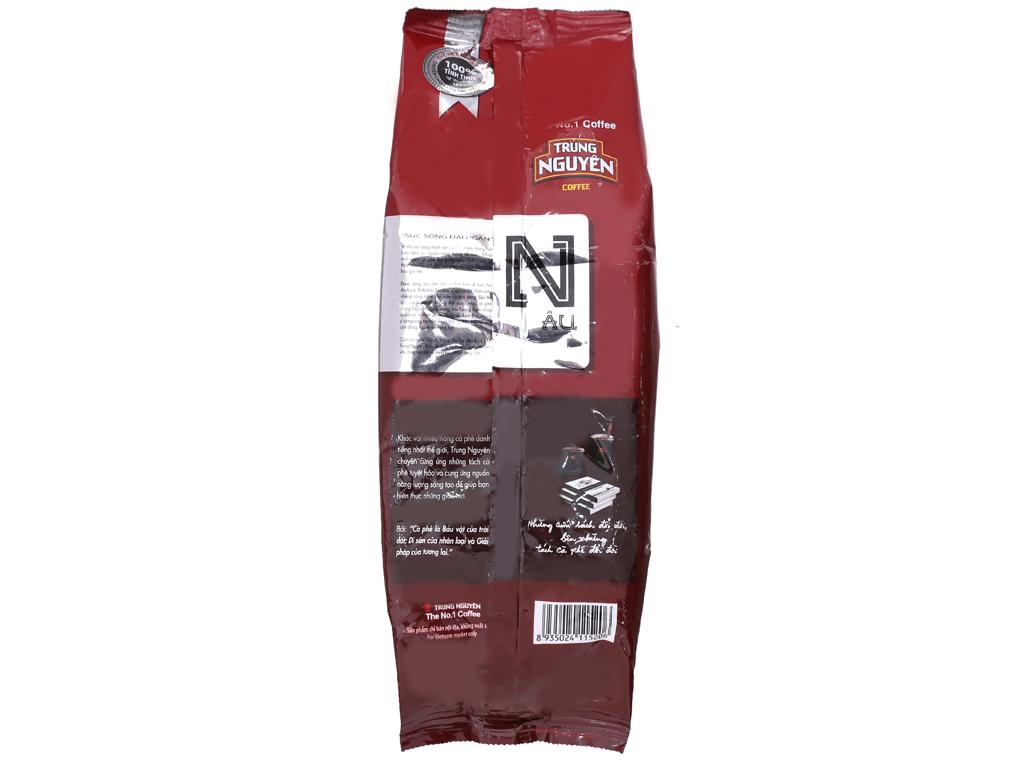 Cà phê Trung Nguyên Nâu gói 500g 2