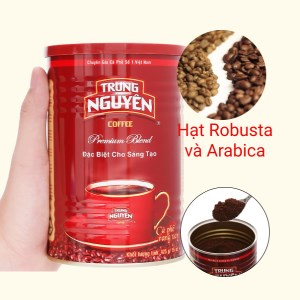 Cà phê Trung Nguyên Premium Blend 425g