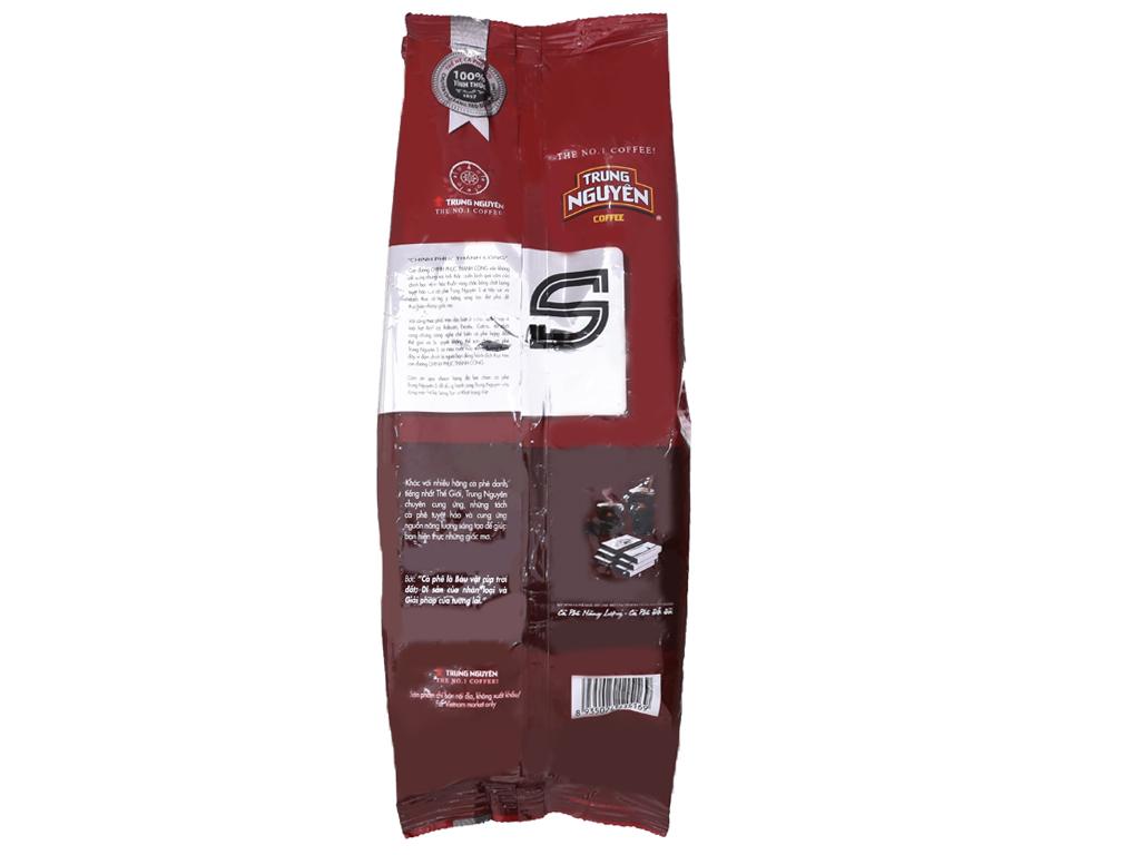 Cà phê Trung Nguyên Chinh phục S gói 500g 2