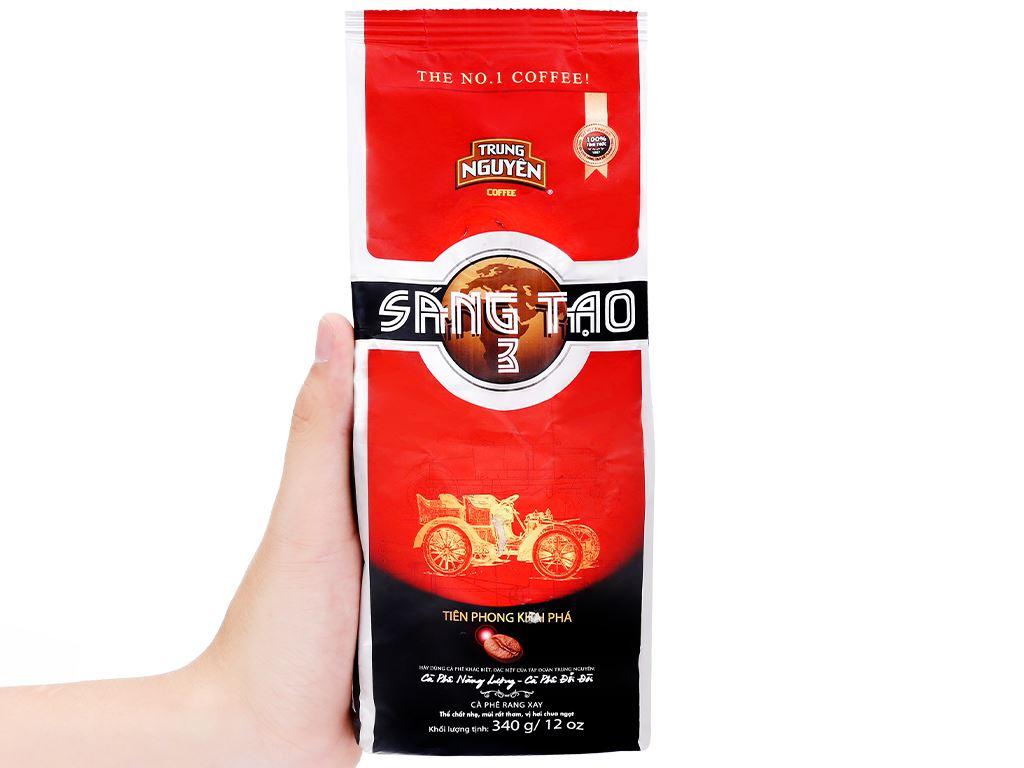 Cà phê Trung Nguyên sáng tạo 3 340g 16